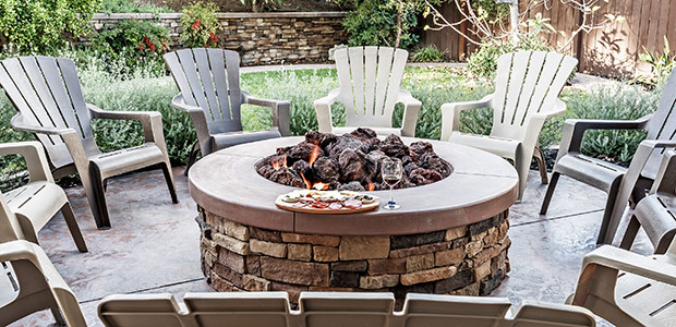 Fire Pit Design Trends from Supreme Green KC